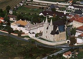 Image illustrative de l'article Cathédrale Saint-Martin de Spišská Kapitula