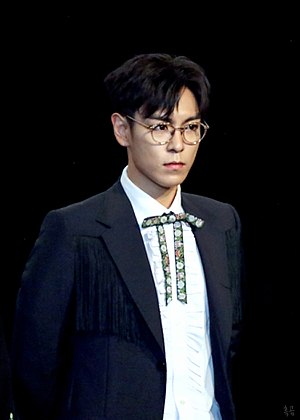 T.O.P (rapper) - T.O.P at the premiere of Big Bang Made on June 28, 2016