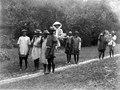 T. K. i bärstol. Fandrarazana. Madagaskar - SMVK - 021966.tif