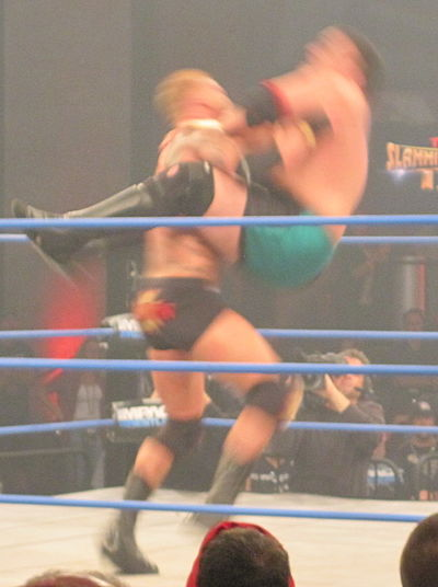 TNA Slammiversary Samoa Joe vs. Crimson Red Eye.jpg