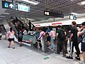 TW 台北市 Taipei 信義區 Xinyi District MRT 台北捷運台北101 世貿站 Taipei 101-World Trade Center Station August 2019 SSG 04.jpg