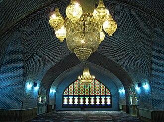 Jameh Mosque of Tabriz - Image: Tabriz mosque