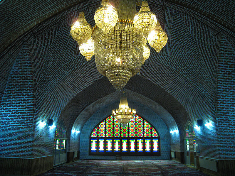 File:Tabriz mosque.jpg