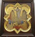 Taddeo gaddi, storie di cristo e di s. francesco (armadio di s. croce), 1335-40 ca. 08 trasfigurazione.JPG