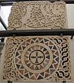 Taglia di rainaldo, formella a tarsia, 1100-1150 ca. 01.JPG