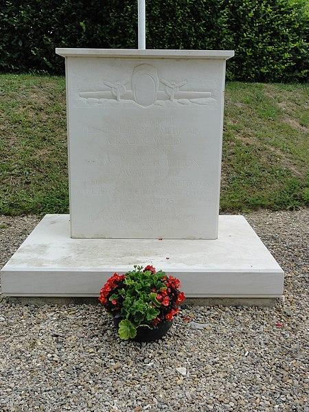 Taillefontaine (Aisne) memorial aviateurs
