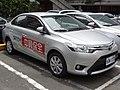 Taiwan Secom patrol car AGN-1720 20150815.jpg