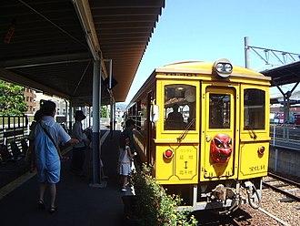 Takachiho Railway - Image: Takachiho 04