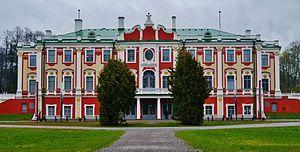 Kadriorg Palace - Image: Tallinn Schloss Kardiorg 02