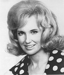 Tammy Wynette in 1971