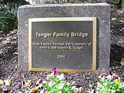 Tanger Family Bicentennial Garden Wikipedia