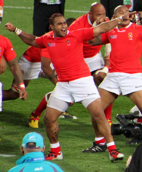 Tongan Rugby League Players