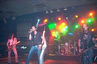 Tantric (band)