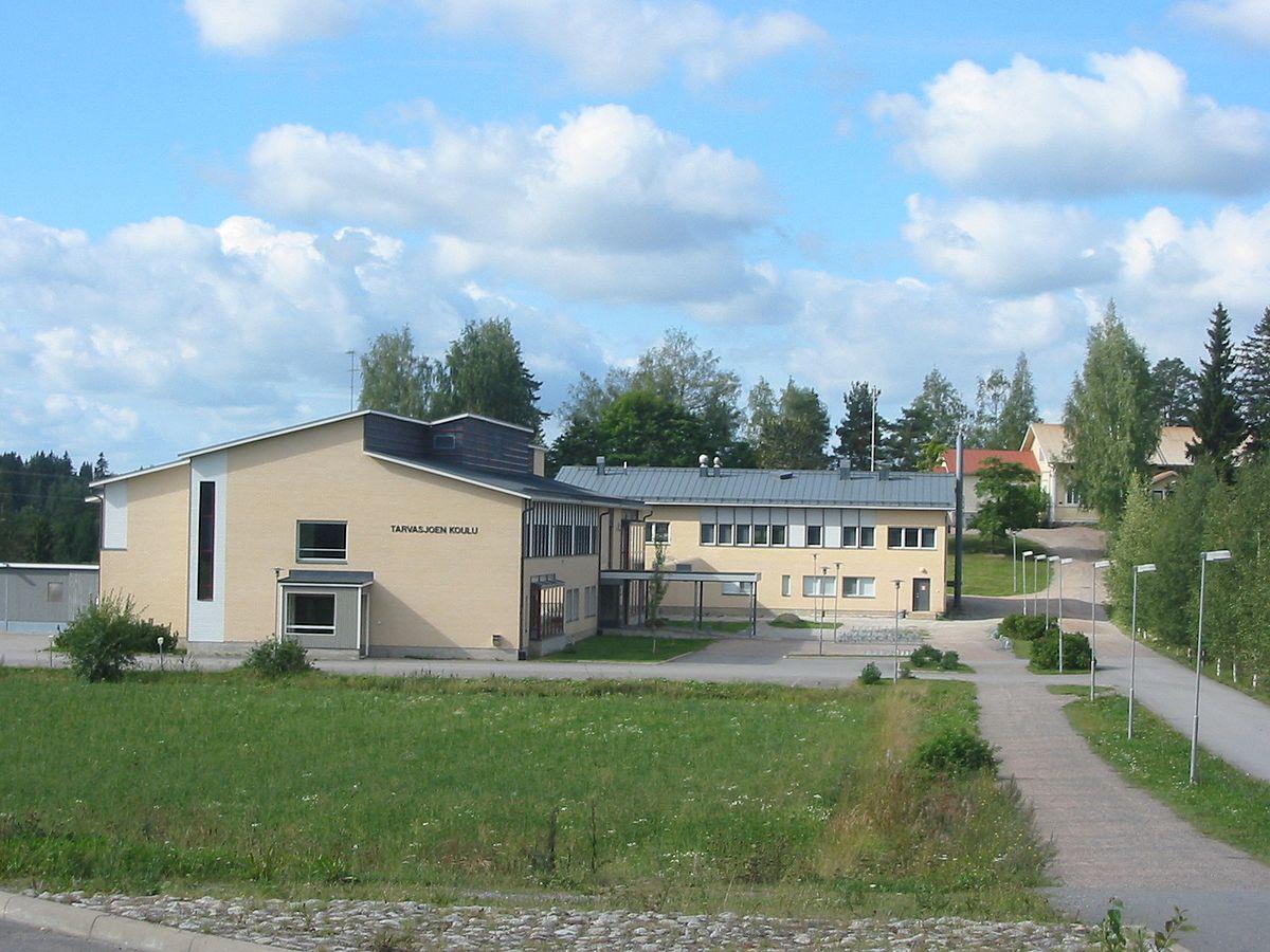 Tarvasjoen Koulu