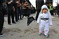 Tasu'a Mourning-Shia muslim in qom عزاداری روز تاسوعا در قم 27.jpg