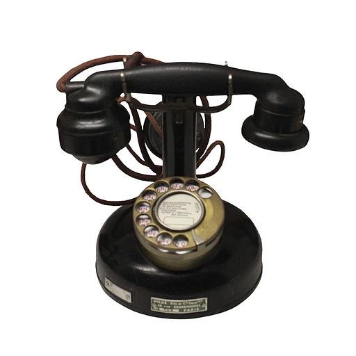 Telephone model PTT24-IMG 9919