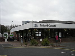 Telford Central