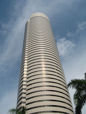8 Shenton Way - Image: Temasek Tower