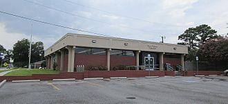 Terrytown, Louisiana - Terrytown Library