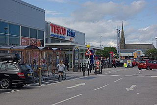Hindpool Retail Parks