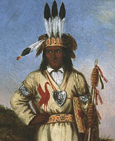 Aboriginal Chief, Chippewa