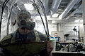 Testing a chemical, biological and radiological protective mask 121002-N-IY633-127.jpg