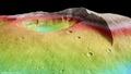 Tharsis Tholus in perspective ESA234615.tiff