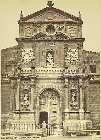 Calahorra - Image: The Chapel at la Calahorra Castle