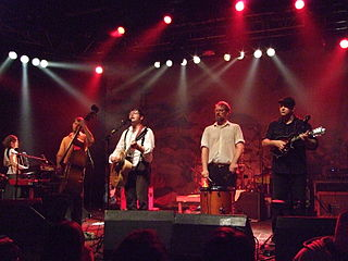 The Decemberists American indie rock band
