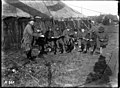 The Kiwis learning their parts for a pantomime during World War I (21672706581).jpg