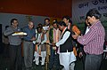 The Minister of State for Sunderban Affairs (Independent Charge) and Irrigation and Waterways, West Bengal, Shri Shyamal Mondal inaugurating the Bharat Nirman Public Information Campaign, at Usthi, South 24 Parganas.jpg