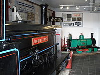 The Narrow Gauge Railway Museum, Tywyn - geograph.org.uk - 1414903.jpg
