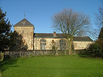 Astwick - Image: The Parish Church of St Guthlac, Astwick. geograph.org.uk 95424
