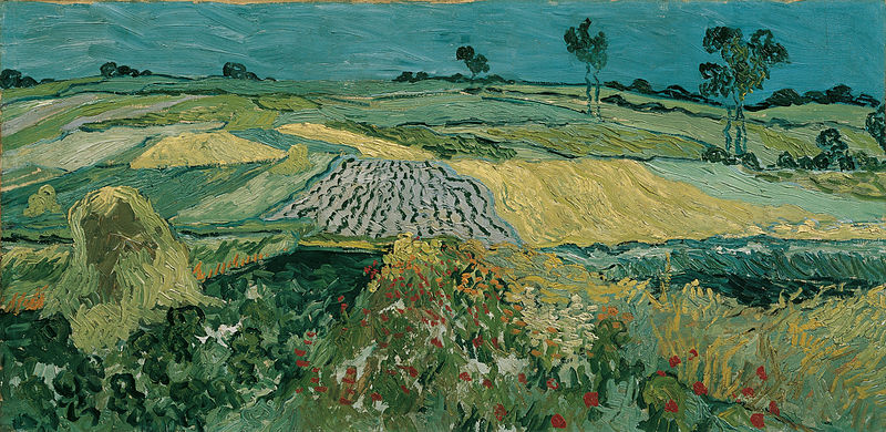 Ficheiro:The Plain of Auvers - Vincent van Gogh - Google Cultural Institute.jpg