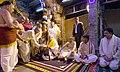 The Prime Minister, Shri Narendra Modi pays obeisance at Tirumala Temple, in Tirupati, Andhra Pradesh.jpg