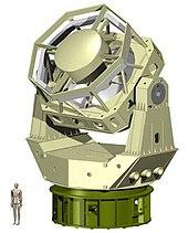 Telescope - Simple English Wikipedia, the free encyclopedia