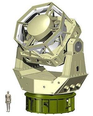 Space Surveillance Telescope - Space Surveillance Telescope. DARPA