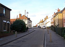 The Street, Iwade - geograph.org.uk - 669594.jpg
