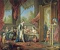 The Sultana Set Work of the Odalisques, Charles Amedee Philippe van Loo.jpg