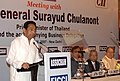 The Union Minister for Commerce & Industry, Shri Kamal Nath addressing the Business Luncheon meeting jointly organised by CII, FICCI and ASSOCHAM in New Delhi on June 26, 2007.jpg