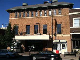 The Blue Note (Columbia, Missouri) - Image: The blue note front Co Mo