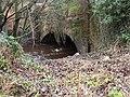 The canal aqueduct, Linthwaite - Golcar - geograph.org.uk - 628842.jpg