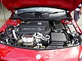The engineroom of Mercedes-AMG A45 4MATIC (W176).jpg