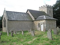 The splendid parish church of Acton Scott - geograph.org.uk - 1441956.jpg