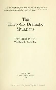 The thirty-six dramatic situations (1921).djvu