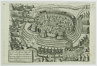 Siege of Thionville (1558)