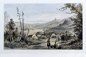 John Bennie (missionary) - Burns' Hill Mission Station on the Keiskamma River