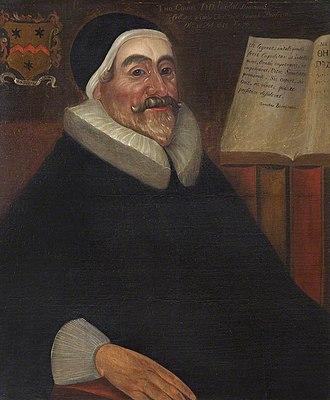 Thomas Comber (dean of Carlisle) - Thomas Comber