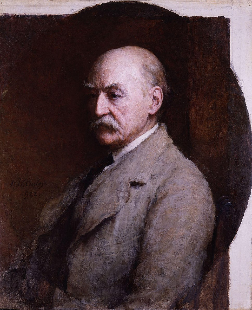 Thomas Hardy by Walter William Ouless