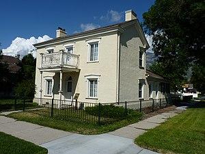 Clark–Taylor House - Clark–Taylor House